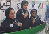 اظهارنظر نایب قهرمانان کانوی زنان جوانان ایران در مسابقات قهرمانی آسیا