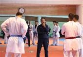 غیبت عجیب هروی در جلسه ستاد بازیهای المپیک و تمرین تیم ملی کاراته