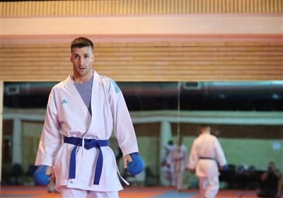 مهدیزاده: شروع کاراته ایران در سال ۲۰۲۰ پرقدرت بود/ رفته رفته شرایط بدنیام با وزن جدید هماهنگ شده است