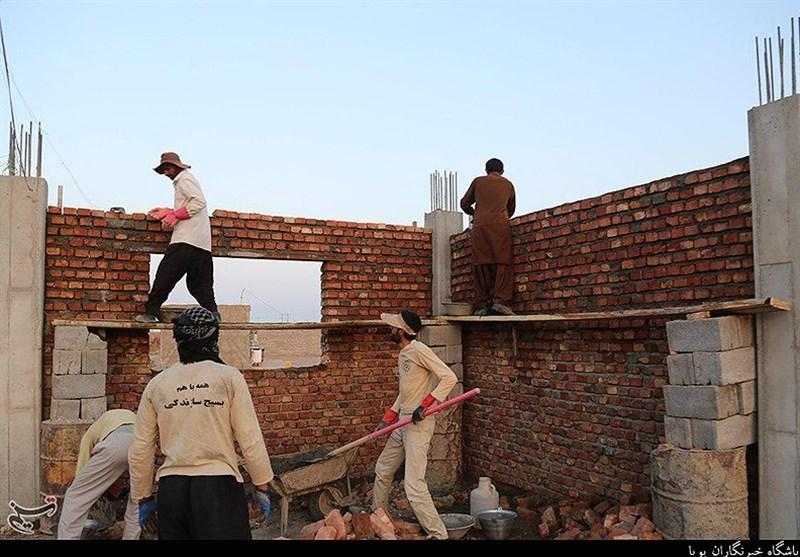کنگره 6500 شهید استان کرمان  ساخت 746 واحد مسکن کمیته امداد سال آینده به اتمام میرسد