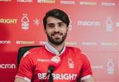 Karim Ansarifard Given Nottingham Forest's No. 37 Shirt