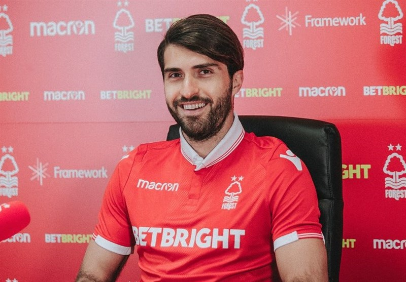 Iran's Karim Ansarifard Linked with Rangers