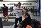 وزنهبرداری قهرمانی جهان| برگزاری نخستین تمرین تیم ملی وزنهبرداری در عشقآباد+ تصاویر