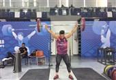 وزنهبرداری قهرمانی جهان| عارف خاکی در ردهبندی نهایی دسته 89 کیلوگرم دوازدهم شد