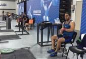 وزنهبرداری قهرمانی جهان| امیر حقوقی: اگر شرایط مسابقه خوب پیش برود، میتوانم وزنههای خوبی ثبت کنم