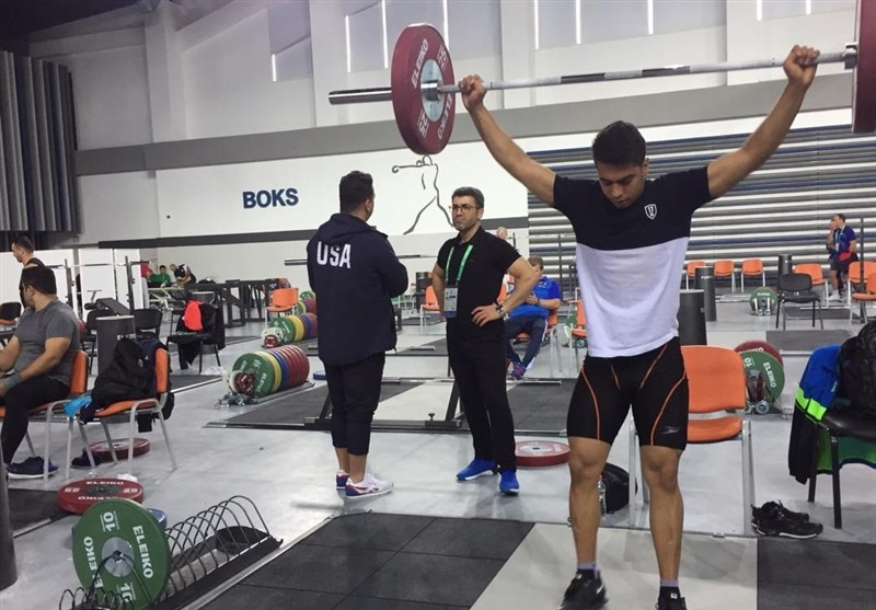 وزنهبرداری قهرمانی جهان| حسین سلطانی: میخواهم جواب اعتماد کادر فنی را به خوبی بدهم/ امسال نمیتوانم برای مدال تلاش کنم