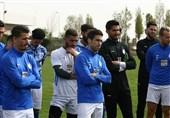 گزارش تمرین استقلال|صبحتهای شفر با بازیکنان و غیبت دو بازیکن