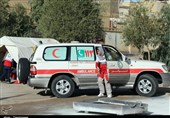 انجام 288 مورد عملیات امداد و نجات در 72 ساعت گذشته