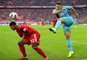 فوتبال جهان  دورتموند صدرجدول را حفظ کرد/ بایرن مونیخ در دقیقه 90 پیروزی را از دست داد