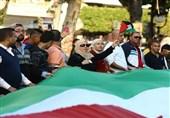 آفریقا|مخالفت تونسیها با سفر یک هیئت صهیونیستی؛ تجمع در مقابل سفارت انگلیس در سالروز بیانیه بالفور