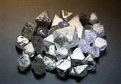 کشف الماس 100 قیراطی از زیر خاک در روسیه