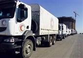 UN, Syria Aid Trucks Reach Rukban Camp in Syria: Local Source