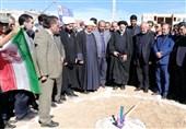 عملیات اجرایی مجتمع آموزشی آستان قدس رضویدر بیرجند آغاز شد