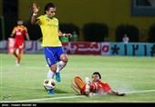 لیگ برتر فوتبال| صنعت نفت و نساجی با تساوی راهی رختکن شدند
