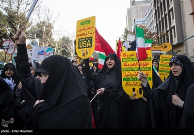مسیرة الیوم الوطنی لمقارعة الاستکبار العالمی ـ طهران /1