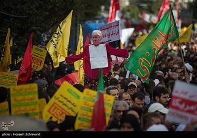 راهپیمایی 13 آبان (2)