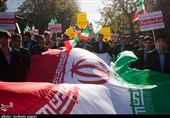 مشتهای گرهکرده نسل چهارم انقلاب علیه استکبار در گلستان+تصاویر