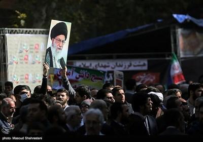 راهپیمایی 13 آبان - تهران (1)