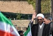 ایلام| ملت ایران در برابر تهدیدهای آمریکا سر خم نمیکند