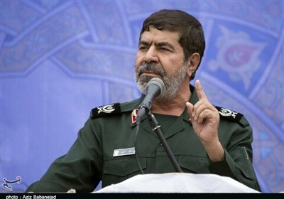 سخنگوی سپاه: سرشاخههای کلیدی اغتشاشات اخیر در 4 استان دستگیر شدند