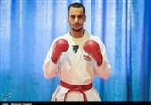 هامون درفشیپور: دنبال مدال طلای کاراته هستم و کوتاه نمیآیم/ امیدوارم بهتر از گذشته نتیجه بگیریم