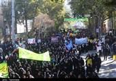 حماسه حضور مردم خراسان شمالی به روایت تصاویر