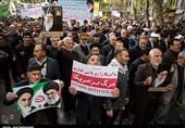 حضور مردم سمنان در راهپیمایی یوم الله 13 آبان ستودنی بود+فیلم