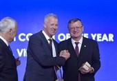 هاینن، مربی سال والیبال اروپا انتخاب شد