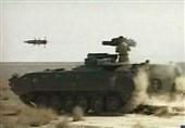 خط تولید موشک ضد زره طوفان + فیلم