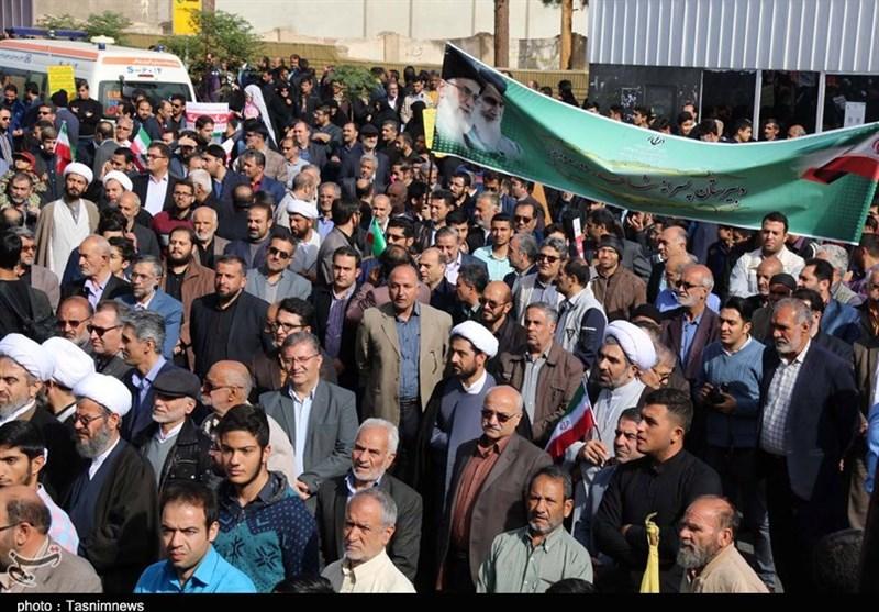 راهپیمایی یومالله 13 آبان در 35 نقطه از استان گلستان برگزار میشود