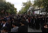 حماسه اقوام شیعه و اهلسنت کردستان در راهپیمایی 13 آبان/کُردها پاسخ تحریمهای ترامپ را دادند+تصاویر