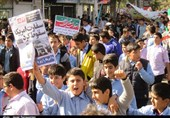 راهپیمایی یوم الله ۱۳ آبان در تمامی شهرستانهای خوزستان برگزار میشود