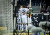 فوتبال جهان| برتری قاطعانه بوروسیامونشنگلادباخ مقابل اشتوتگارت