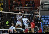 تیم والیبال شهرداری ارومیه به مصاف شهروند اراک میرود