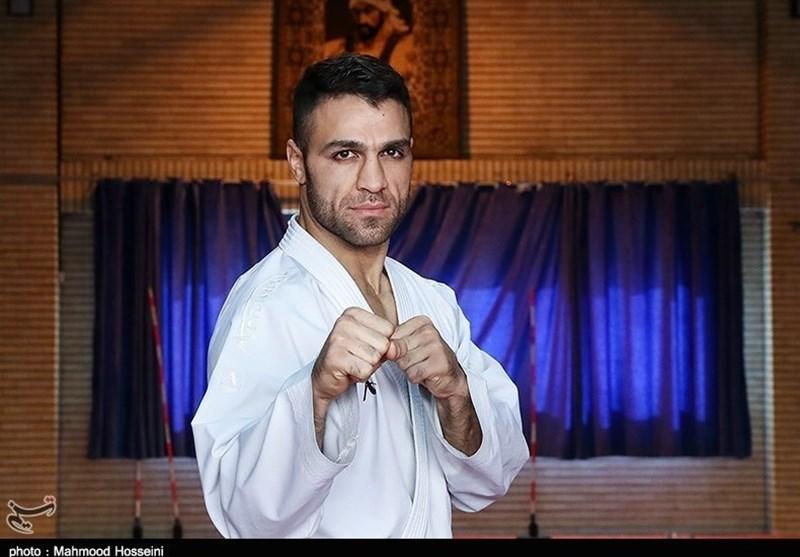 Karate World C'ships: Iran's Pourshab Claims Bronze