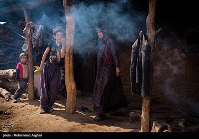 روستای اوزک چوزک -بخش ذلقی غربی - شهرستان الیگودرز-استان لرستان-فاطمه سلیمانی 35 ساله و سجاد کرمی 13 ساله تا کلاس چهارم درس خوانده و الان دیگر ادامه تحصیل نمیدهد