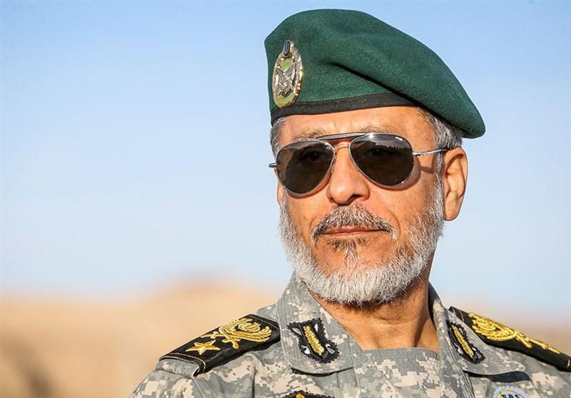 الادمیرال سیاری: نرصد تحرکات العدو فی المنطقة وخارجها