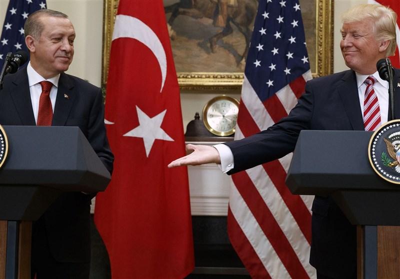 گزارش| تناقض روابط ترامپ - اردوغان در مناسبات آمریکا و ترکیه