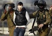 العدو الصهیونی یعتقل 19 فلسطینیا من الضفة والقدس المحتلتین