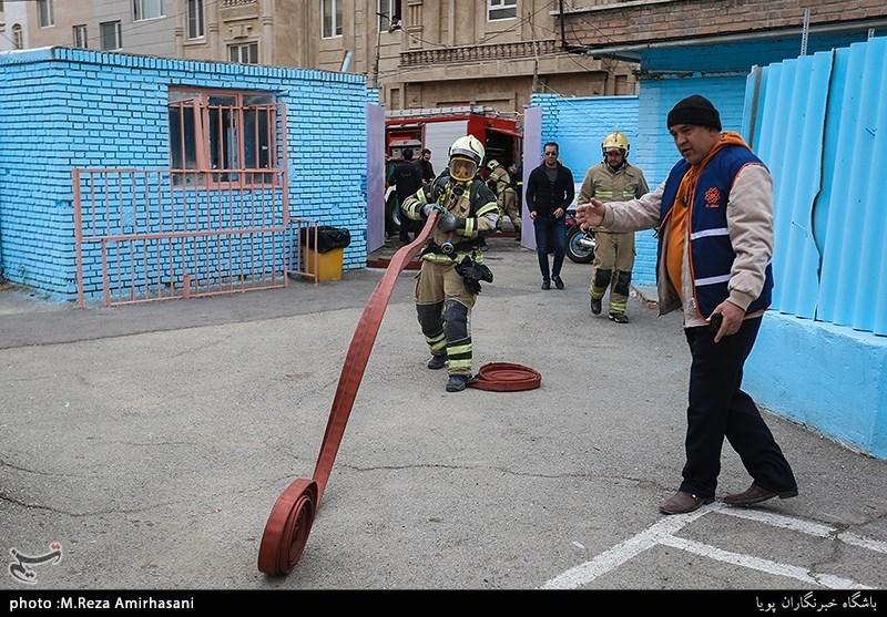 رزمایش پدافند غیرعامل در کردستان برگزار میشود