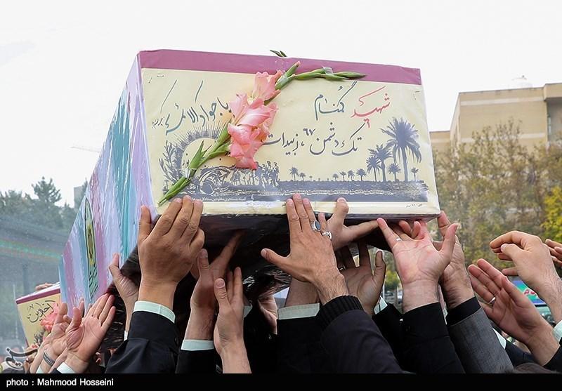 پیکر مطهر 10 شهید گمنام در خراسانشمالی تشییع و تدفین میشود