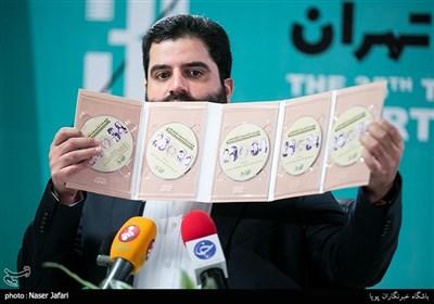 سید صادق موسوی در نشست خبری سی و پنجمین جشنواره فیلم کوتاه تهران