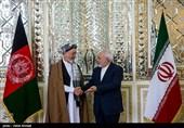 رایزنی رئیس شورای عالی صلح افغانستان با ظریف
