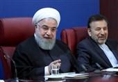 فیلم| روحانی: آنقدر راه برای فروش نفت داریم که تحریم آمریکا بیاثر است