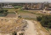 جزئیات جدید از تپه 7هزار ساله دشت بهشت که دپوی نخاله شده است + تصویر