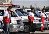 چهارمحال و بختیاری| دفتر نمایندگی جمعیت هلال احمر در شهرستان سامان مستقر شد