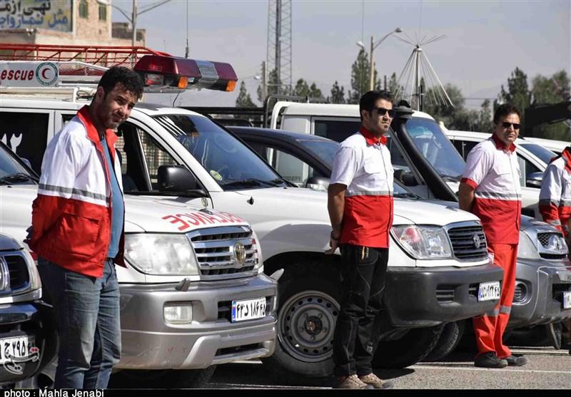 فعال شدن 1300 پایگاه هلال احمر با افزایش مسافرتهای برونشهری
