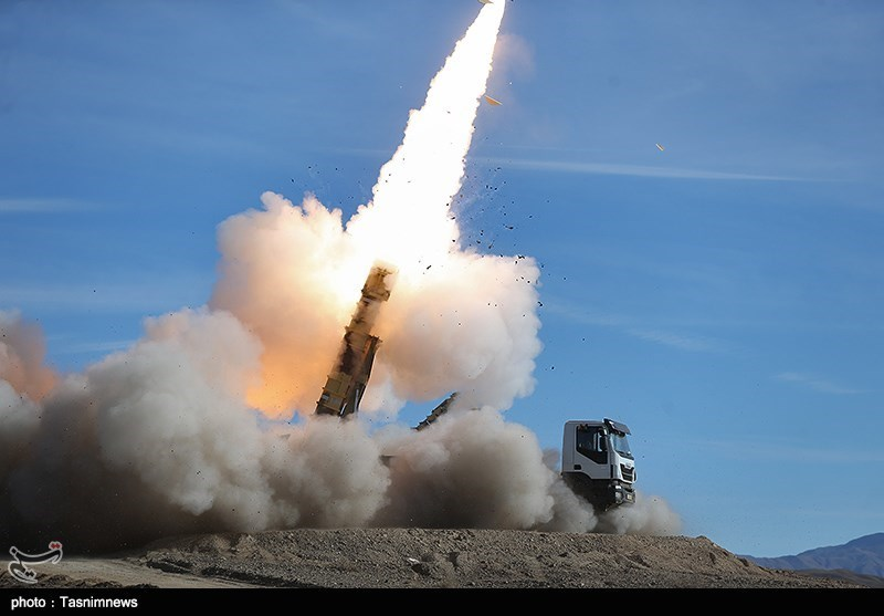 All Targets Shot Down in Iran's Air Defense Drill