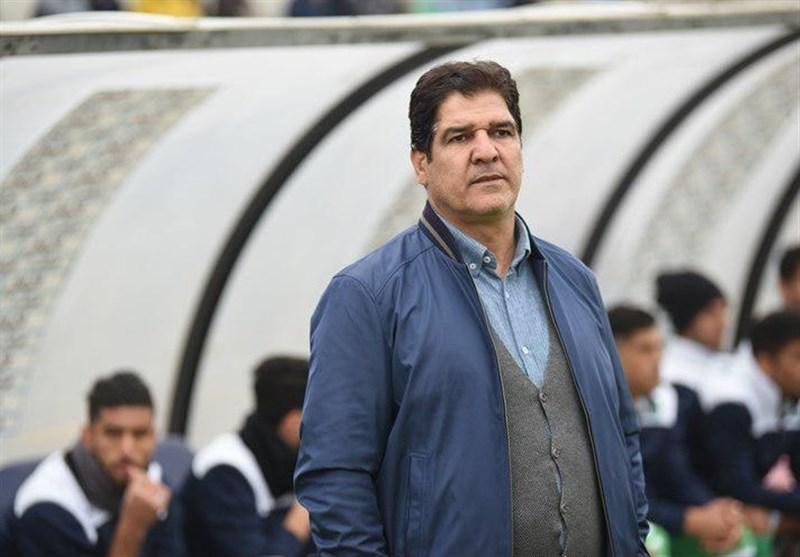 محمدرضا مهاجری: خدا را شکر میکنیم که مصدوم ندادیم/ کمبود بازیکن داریم