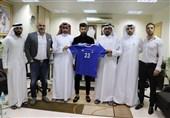 Qatar's Al Shahania Signs Iranian Ramin Rezaeian